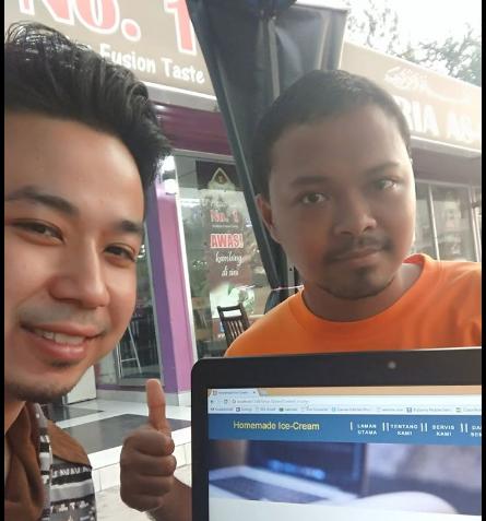 Senarai Website Web Murah Kuala Lumpur 2020 | Website untuk  Pengusaha Homemade Ice-Cream